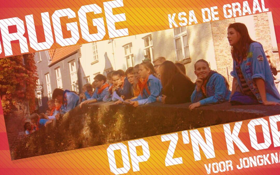 Activiteit JKN 24/10/2020 Brugge Op Z'n Kop