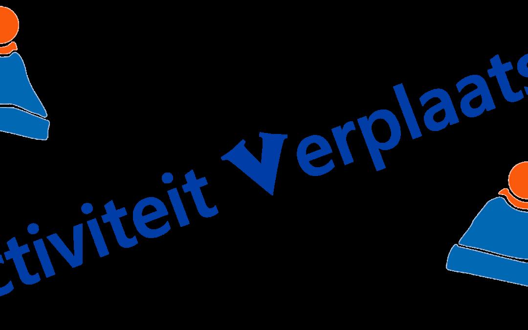 Activiteit 28/11/2020 Bosspel Uitgesteld